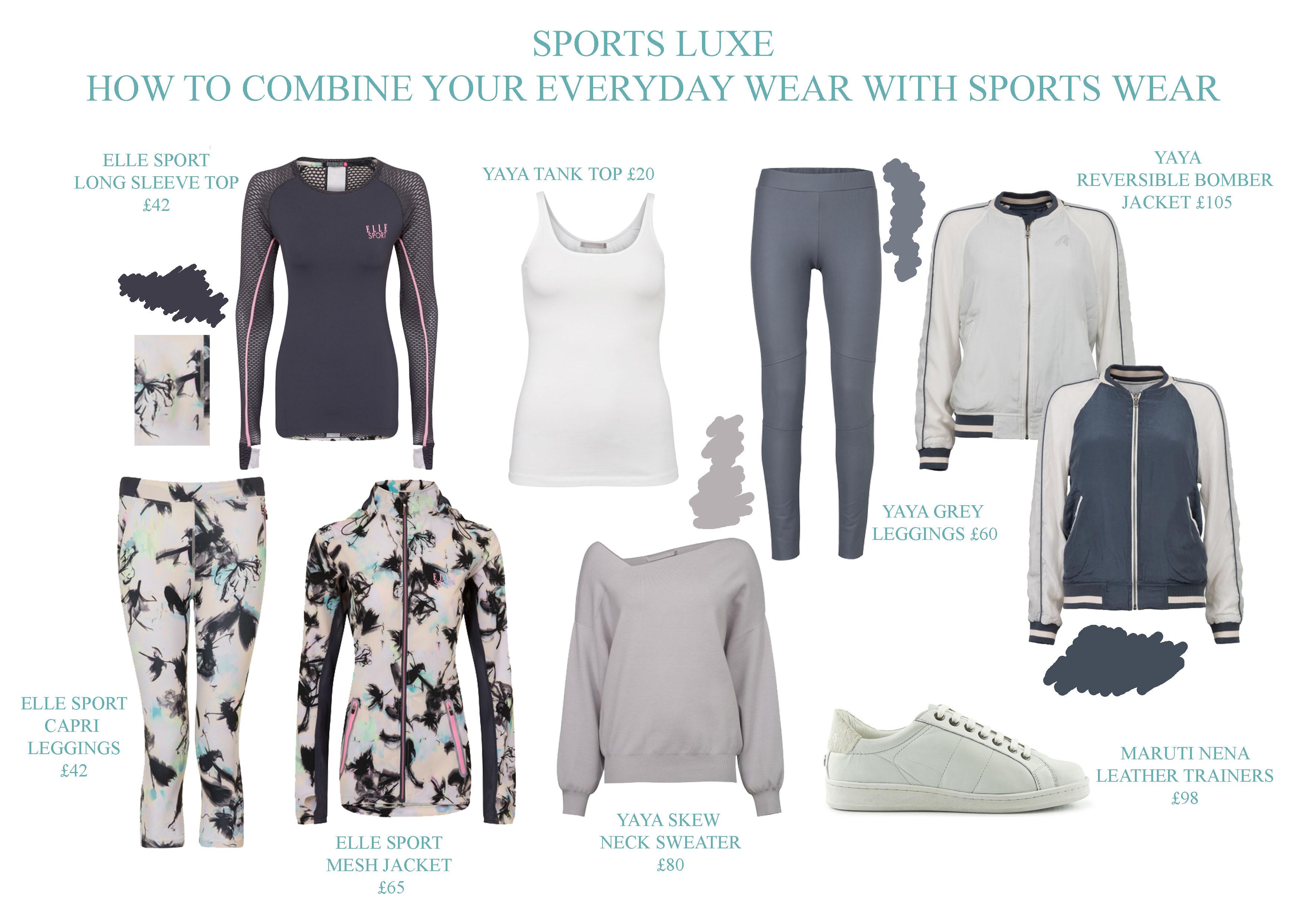 Sport & casual wear
