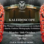 Kaleidoscope – An Exclusive Charity Fashion Photography Event