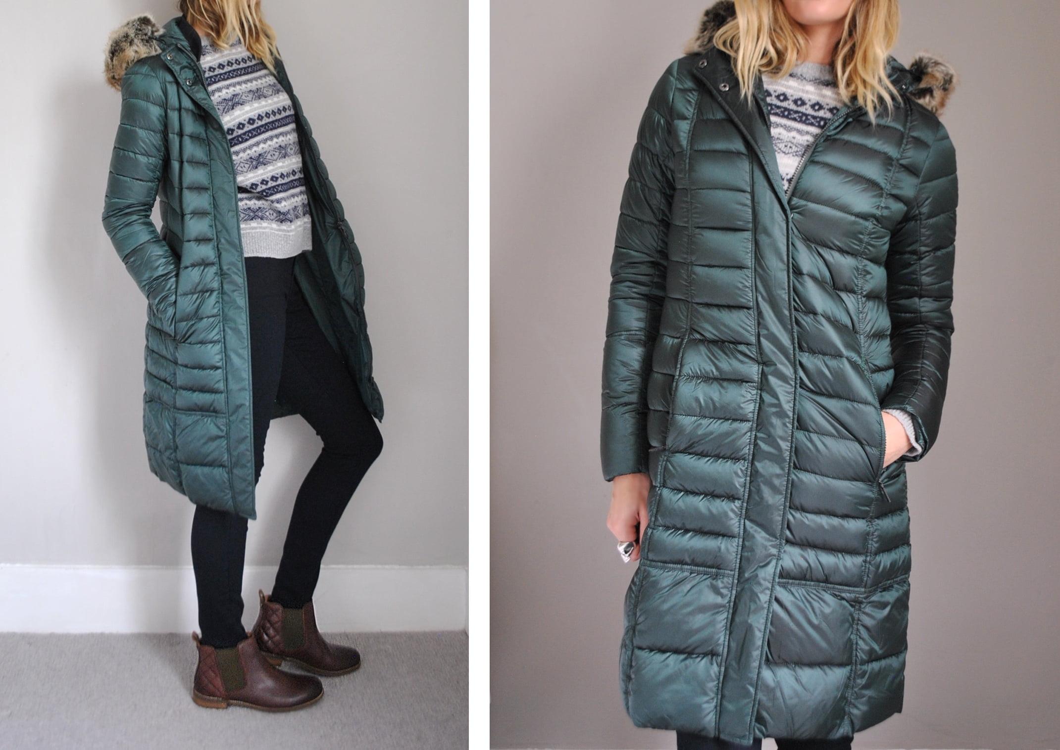 Emerald Barbour Coat