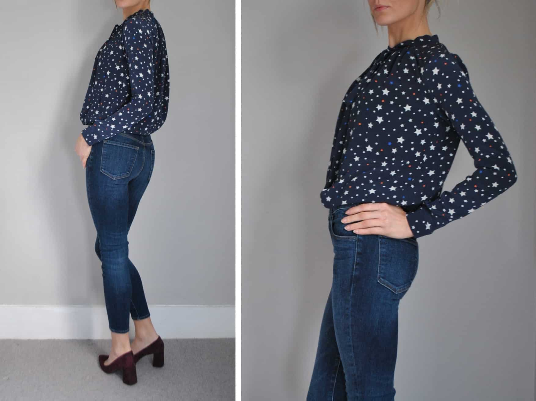 Pyrus Star Top