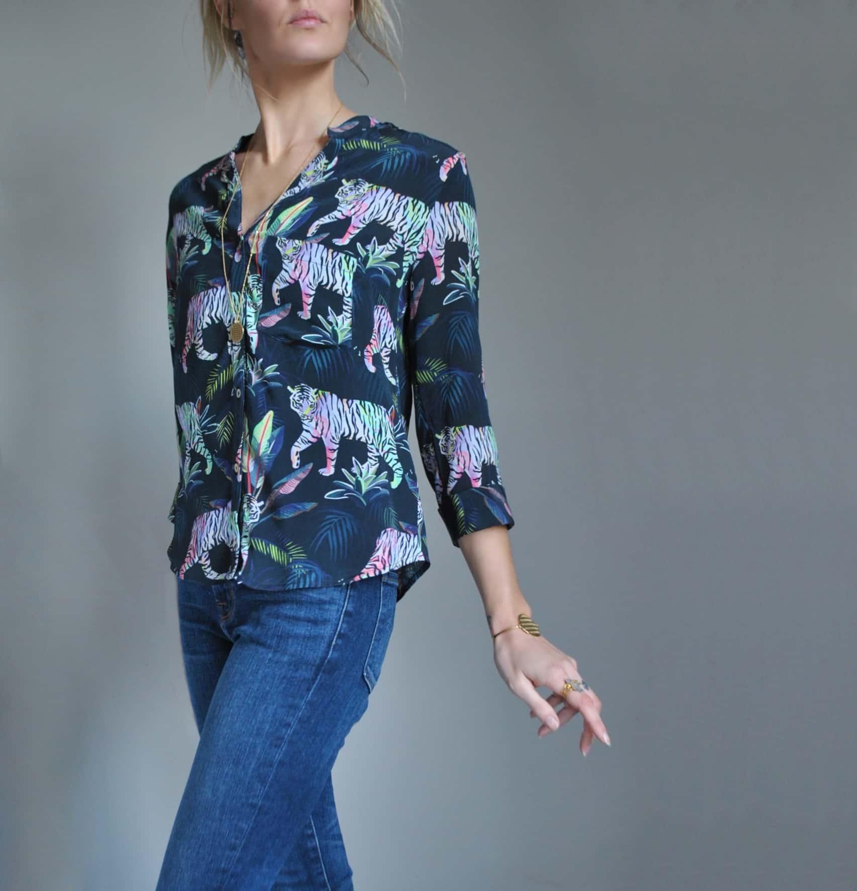 Pyrus-tiger-shirt