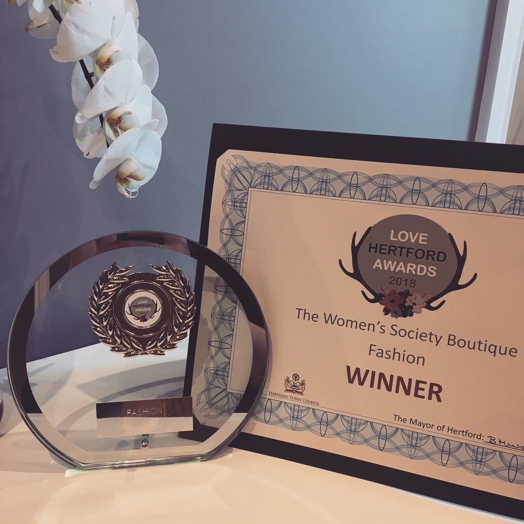 We Won An Award – Hold On – We Won 2 Awards!