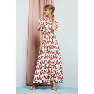 FABIENNE CHAPOT Mia dress PEACH